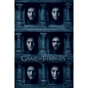 Game of Thrones - Hall of Faces Maxi Poster