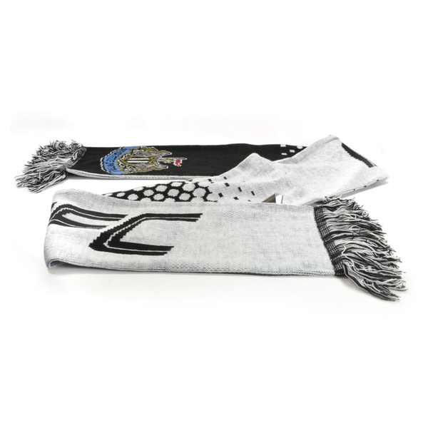 Newcastle United Jacquard Fade Design Scarf