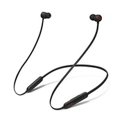 New Beats Flex Wireless Earphones ? Apple W1 Headphone Chip, Magnetic Earbuds, Class 1 Bluetooth, 12 Hours of Listening Time, Built-in Microphone - Grey (Latest Model)