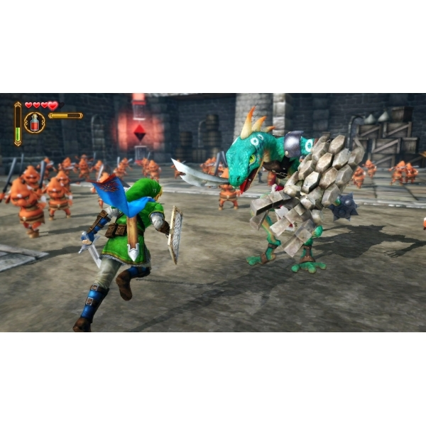 Hyrule Warriors Wii U Game - Image 2