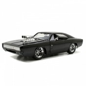 Dom's Dodge Charger (Fast 7) Jada Diecast Model