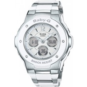 Casio Baby-G Alarm Chronograph Watch White