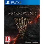The Elder Scrolls Online Morrowind PS4 Game
