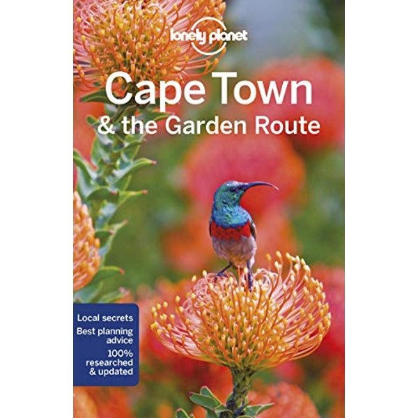 Lonely Planet Cape Town & the Garden Route  Paperback / softback 2018