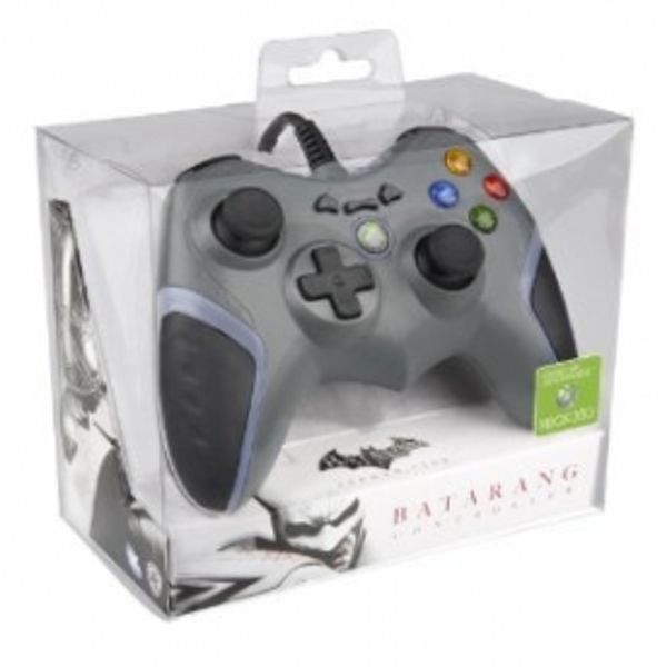 Officially Licensed Batman Batarang Wired Controller Xbox 360 - Image 5