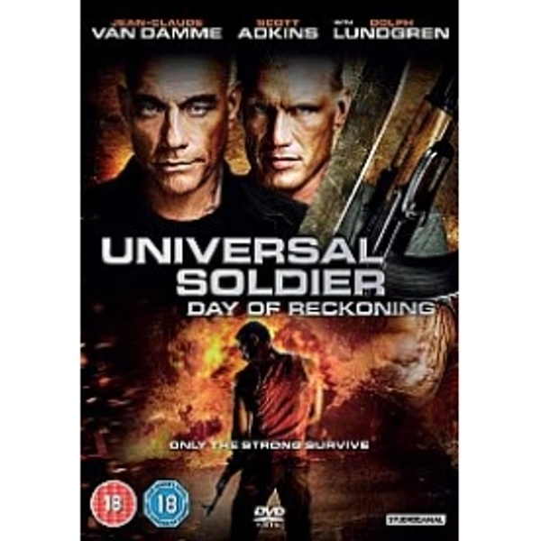 Universal Soldier Day Of Reckoning DVD