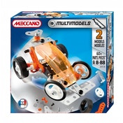 Meccano Multimodels 2 Models - Buggy