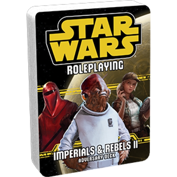 Star Wars Roleplaying Imperials & Rebels II