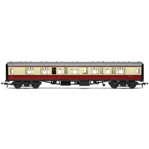 Hornby BR Mk1 Corridor Composite M15185 Era 4 Model Train