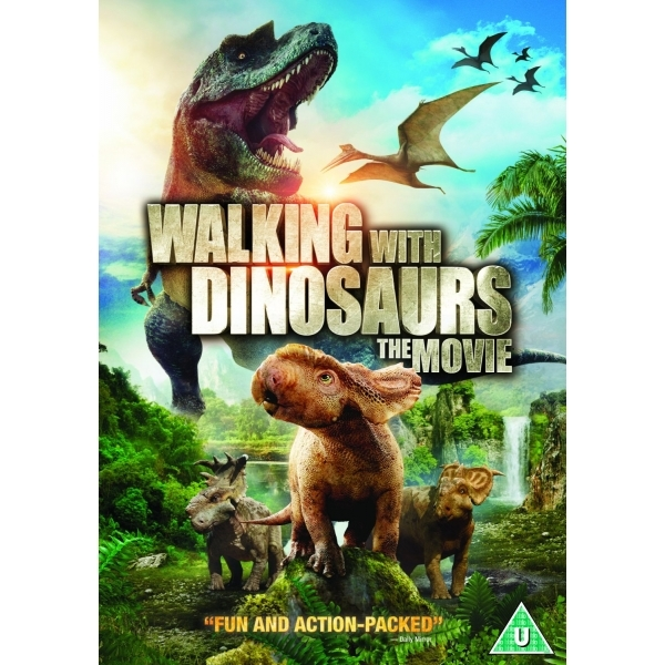 Walking With Dinosaurs - The Movie DVD
