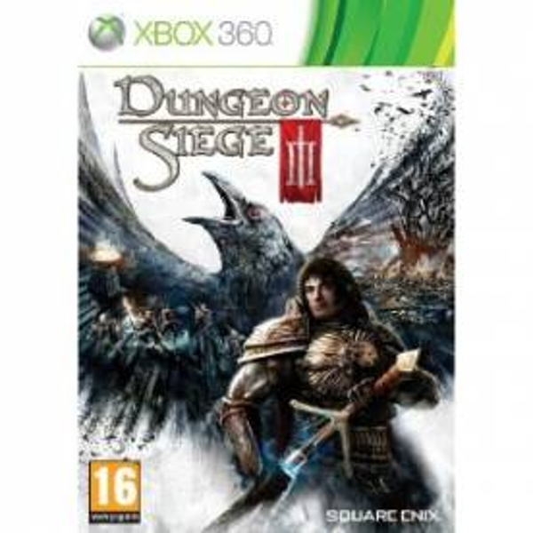 Dungeon Siege III 3 Game Xbox 360