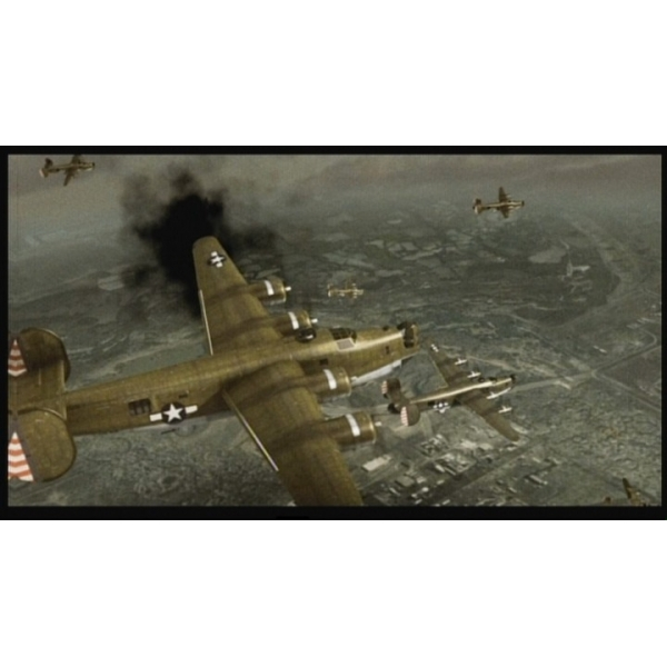 Blazing Angels Squadrons of WWII Game Xbox 360 - Image 3
