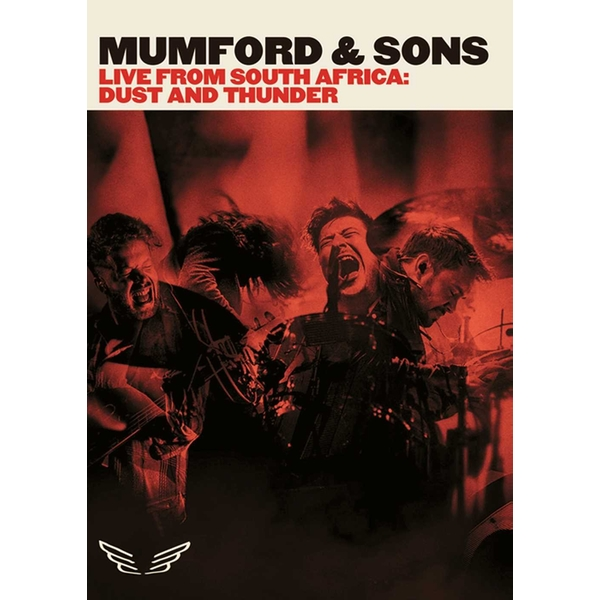 Mumford & Sons - Live From South Africa: Dust And Thunder DVD