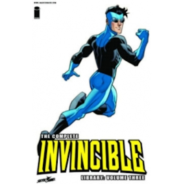 Complete Invincible Library Volume 3 HC