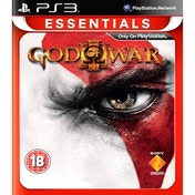 God Of War III 3 Game (Essentials) PS3