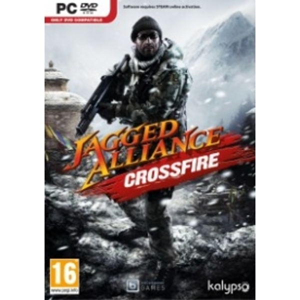 Jagged Alliance Crossfire Expansion Game PC - Image 1