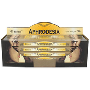 Pack of 25 Tulasi Aphrodesia Incense Sticks