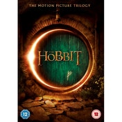 The Hobbit Trilogy 2015 DVD