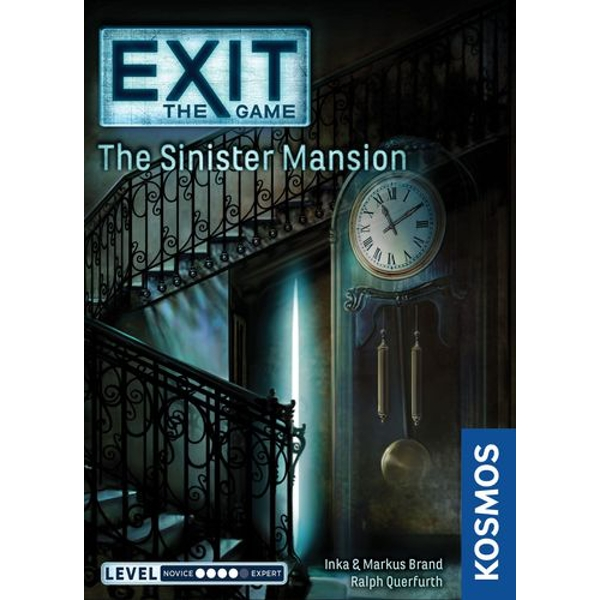 Exit: The Sinister Mansion Board Game - Image 2