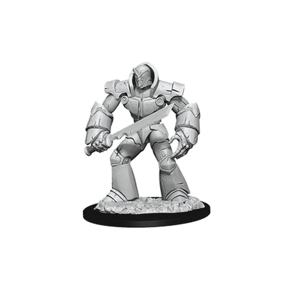 Dungeons & Dragons Nolzur's Marvelous Unpainted Miniatures (W10) Iron Golem