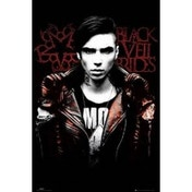 Black Veil Brides Solo Blood Maxi Poster