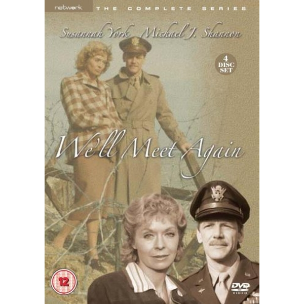 We'll Meet Again DVD 4-Disc Set