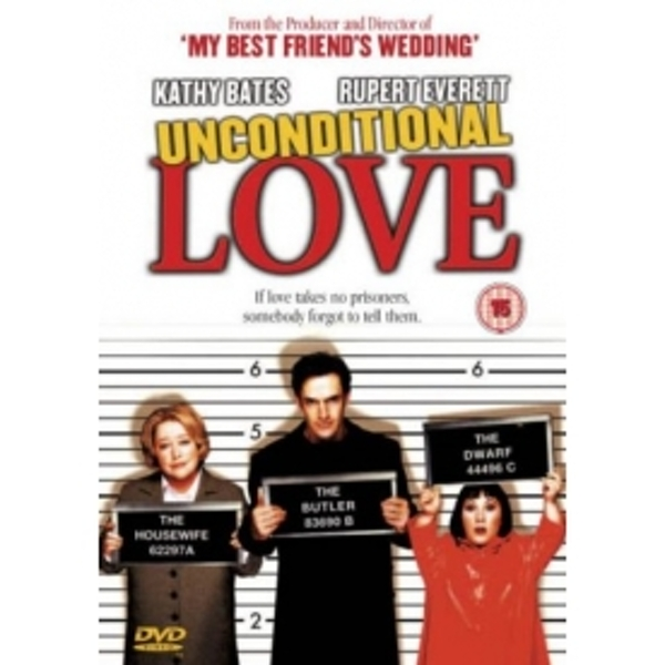 Unconditional Love DVD