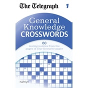 The Telegraph: General Knowledge Crosswords 1 by The Telegraph (Paperback, 2012)