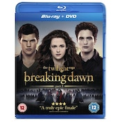 The Twilight Saga Breaking Dawn Part 2 Blu-ray + DVD