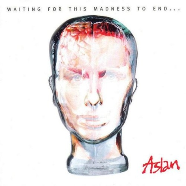 Aslan - Waiting for This Madness To End CD
