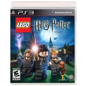Lego Harry Potter Years 1-4 Game PS3