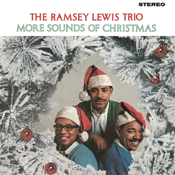 Ramsey Lewis Trio - More Sounds Of Christmas Vinyl