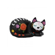 Sleepy Sugar Cat Figurine