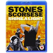 Rolling Stones Shine A Light Blu-ray