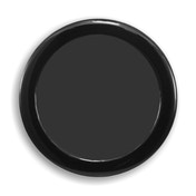 DEMCiflex Dust Filter 92mm Round - Black/Black
