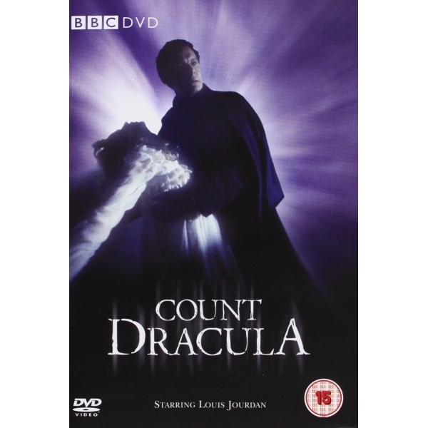Count Dracula DVD