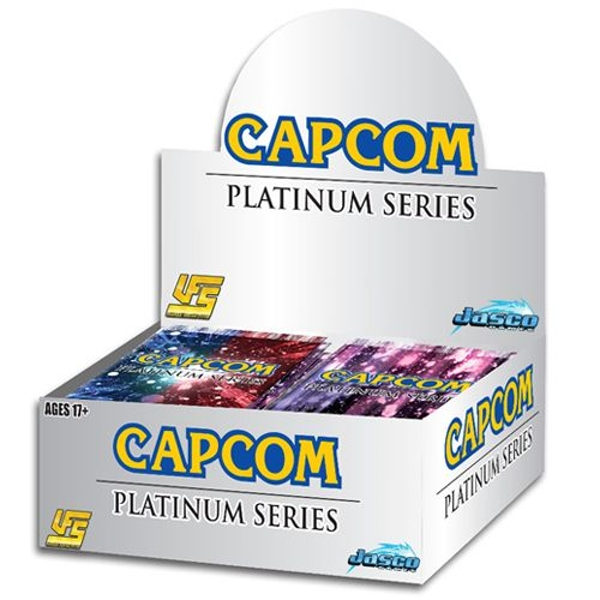 Capcom Platinum Series (UFS): Booster Box (24 Packs)