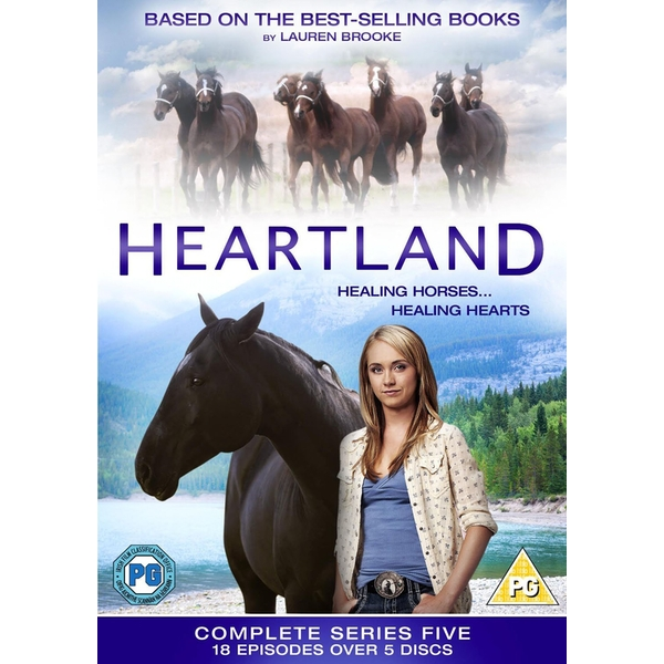 Heartland - The Complete Fifth Season DVD