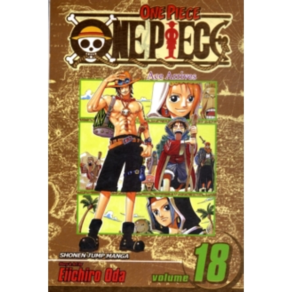 One Piece, Vol. 18 : 18