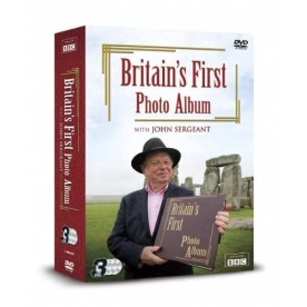 Britain's First Photo Album With John Sergeant DVD