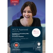 FIA Foundations of Accountant in Business Fab (ACCA F1) : Interactive Text