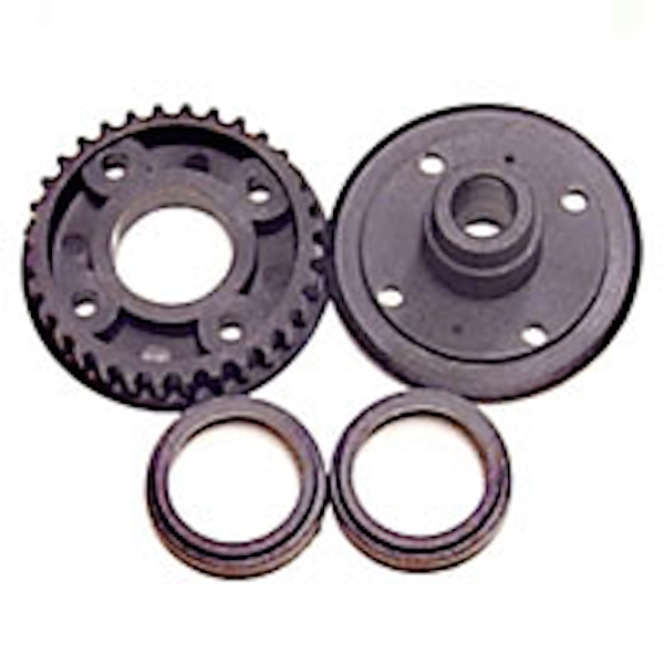 Hobao Gpx4/Epx Front Diff Pulley