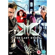 X-Men 3 The Last Stand DVD