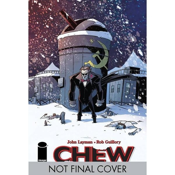 Chew Volume 10 Blood Puddin'