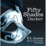 Fifty Shades Darker Audio Book CD