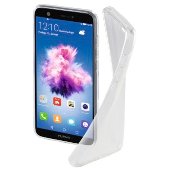 """Hama """"Crystal Clear"""" Cover for Huawei P smart, transparent"""
