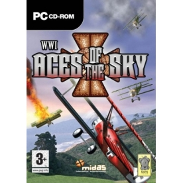 WWI Aces of the Sky Game PC