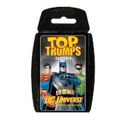 Top Trumps DC Universe Heroes & Villains