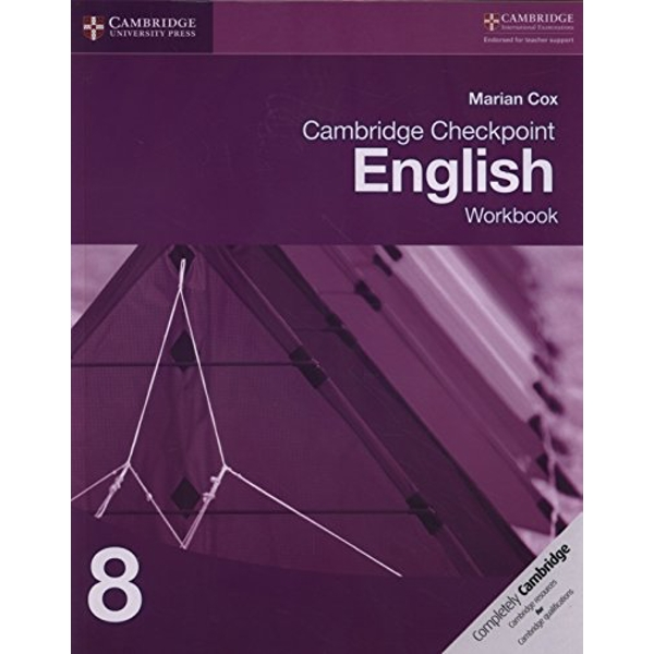 Cambridge Checkpoint English Workbook 8 by Marian Cox (Paperback, 2013)