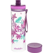 Aladdin Aveo Water Bottle 0.6L Purple (Graphics)